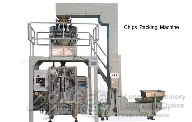 granules powder packaging machine