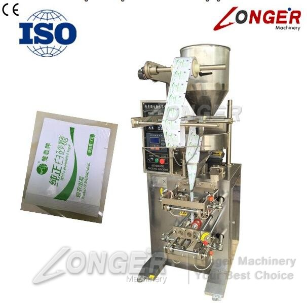 sachet sugar packing machine