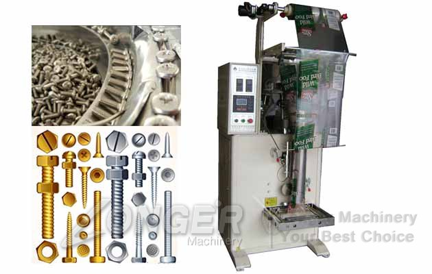 nut and bolt packing machine