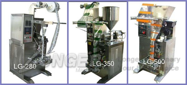 powder sachet filling machines