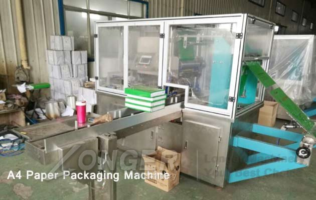 a4 size paper making plant