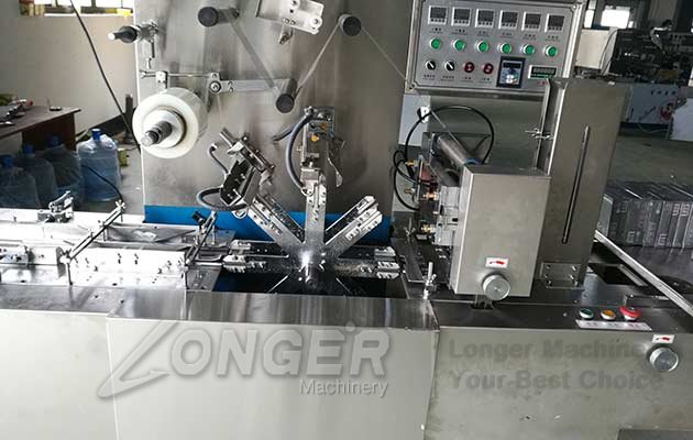 medical box packing machine