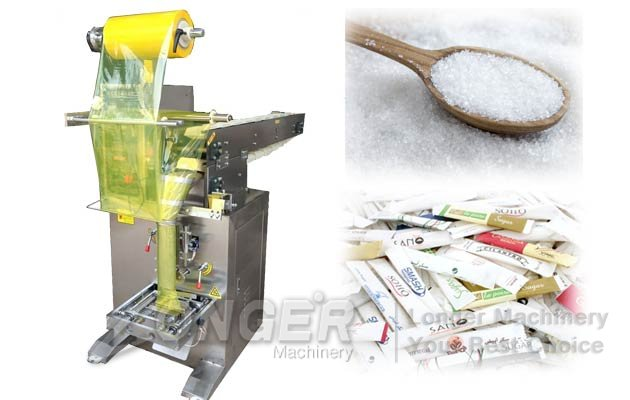 sugar sachet making machine