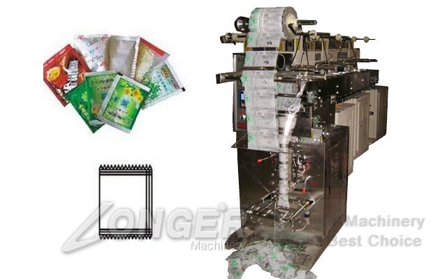 groundnut packaging sealing machine