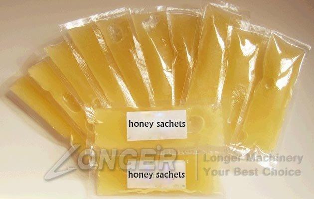honey sticks packing machine