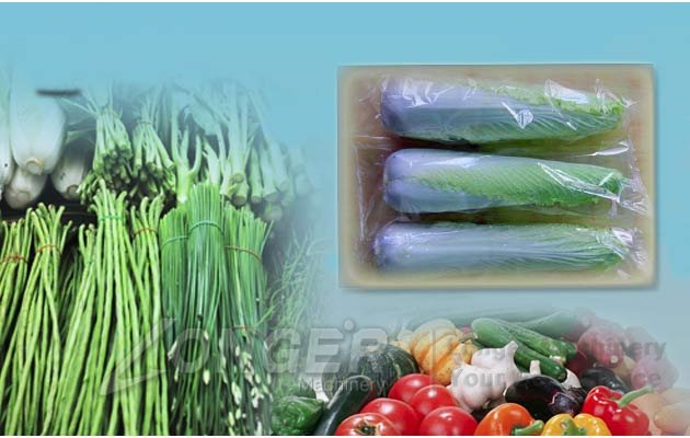 vegetable pouch packaging machine
