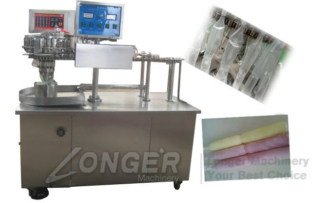 fruit juicy pouch packing machine