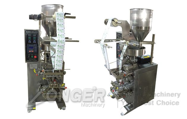 sugar sachet filling machine