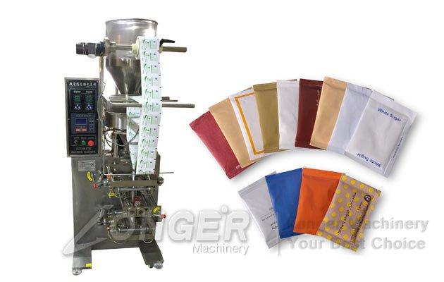 sachet sachets packaging machine
