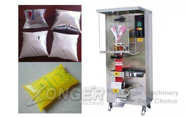 sachet water filling machine