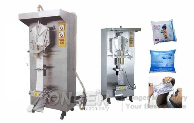vinegar pouch packaging machine