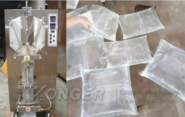 soy sauce packaging machine price