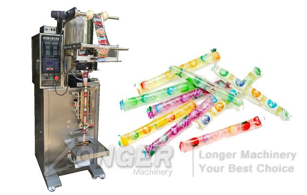 jelly stick packaging machine