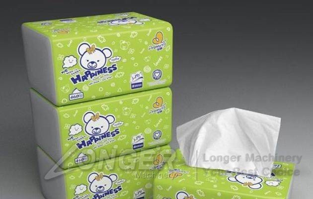 paper napkin packing machine
