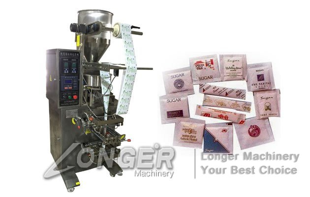 sugar sachet machine