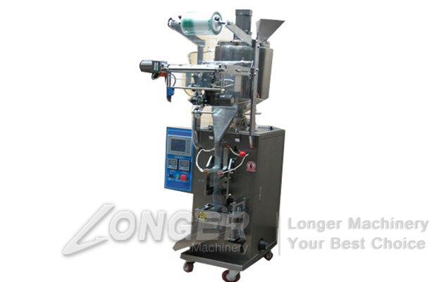 sauce sachet filling machine