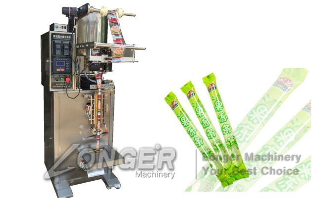 ice lolly packaging machine