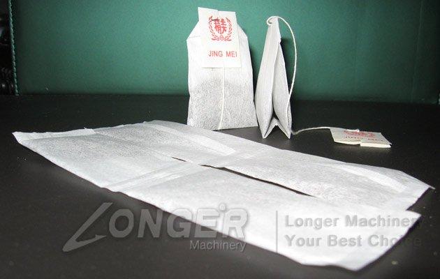 tea bags making machine