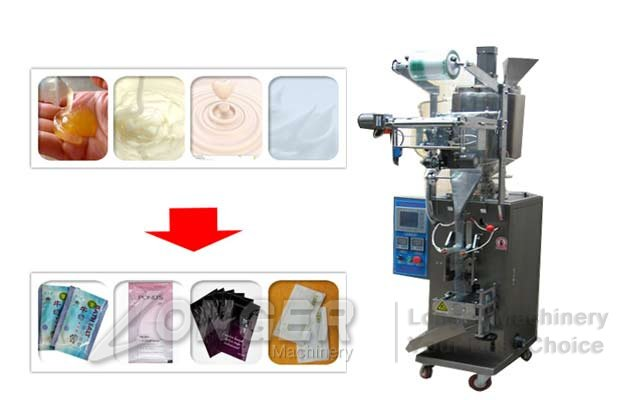 sauce filling machine