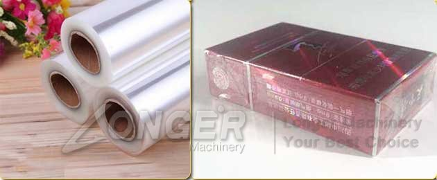cellophane packaging film