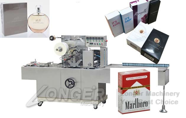 cellophane packing machine price