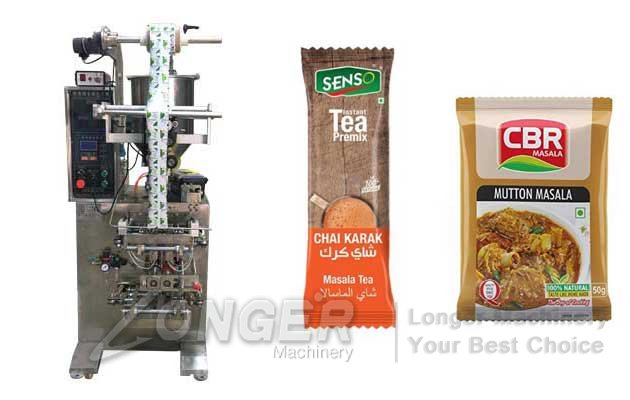 chili masala powder packing machine