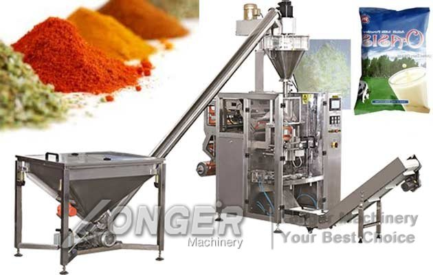 automatic powder packaging machine