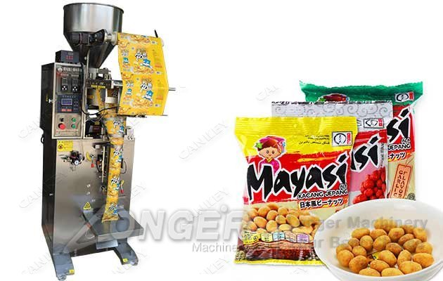 granule nuts packing machine