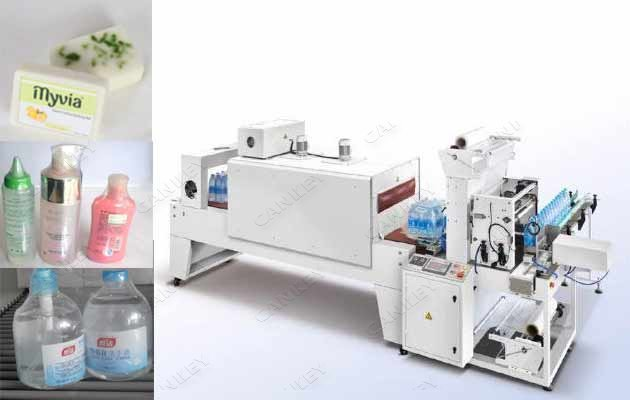 soap shrink wrapping machine price