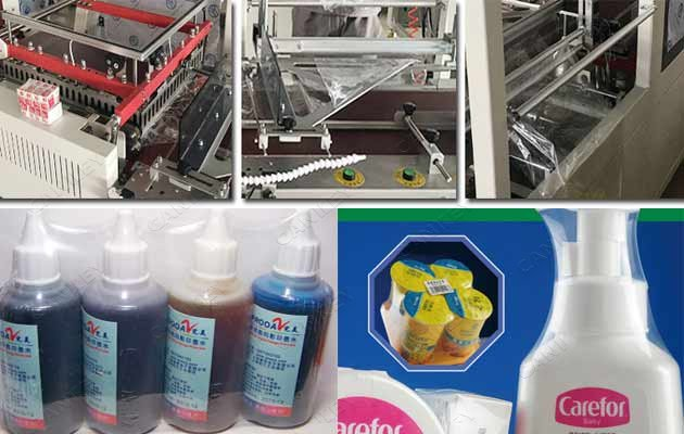 bottle shrink packaging machine price