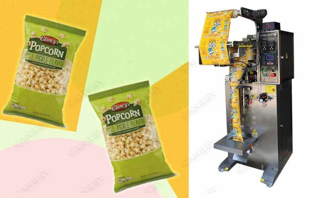 popcorn packaging machine price