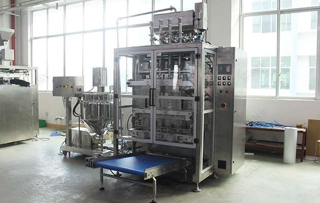 liquid sachet filling machine for sale