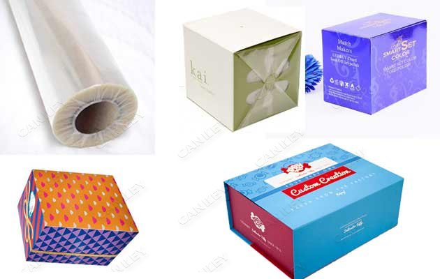 box over wrapping machine price